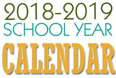 Opening of the School for the 2018-2019 School Year
