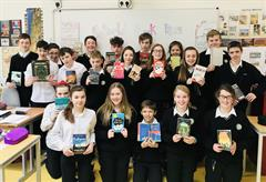 First Year Students Prepare for World Book Day!