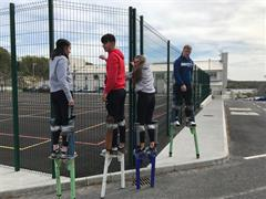 Stilt Walking & Circus Skills Workshop