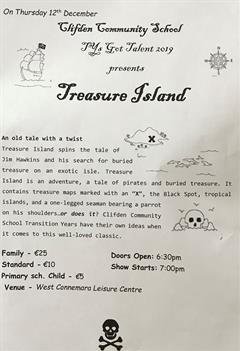 TYs Got Talent 2019 presents Treasure Island