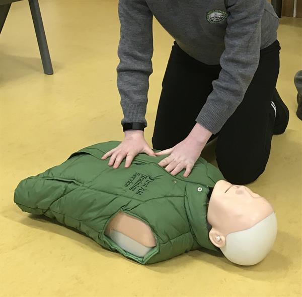 TY First Aid