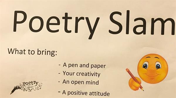 Slam Poetry Workshop