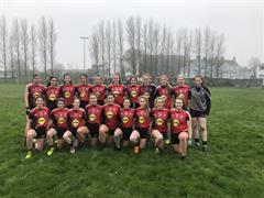 Ladies Gaelic Football 23/01/2020