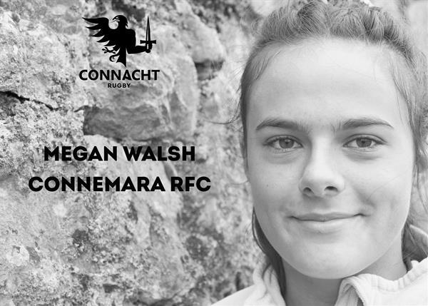 Congratulations Megan!!